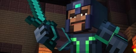 Minecraft: Story Mode - A Telltale Games Series (PS3)