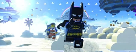 The LEGO Movie Videogame (Vita)