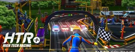 HTR+ Slot Car Simulation (Vita)