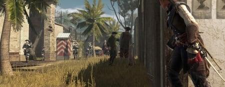 Assassin's Creed III Liberation (Vita)