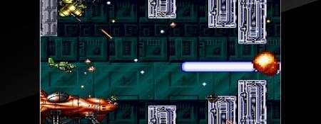 Arcade Archives: Koutetsu Yousai Strahl