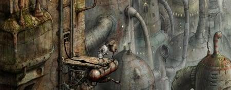 Machinarium (PS3)