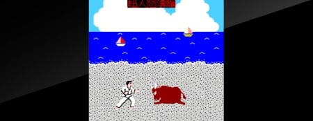 Arcade Archives: Karate Champ