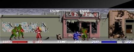 Arcade Archives The Ninja Warriors