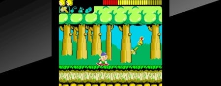 Arcade Archives Wonder Boy