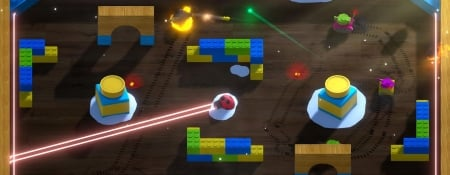 Attack of the Toy Tanks (EU) (Vita)