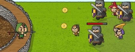 Castle Invasion: Throne Out (Vita)