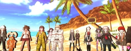 Danganronpa 2: Goodbye Despair (Asia) (Vita)
