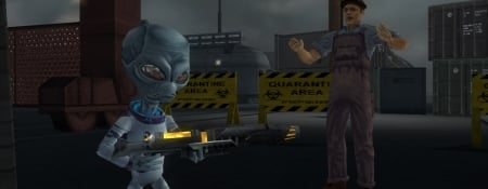 Destroy All Humans! (PS2)