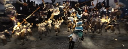 Dynasty Warriors 6 Empires (JP)