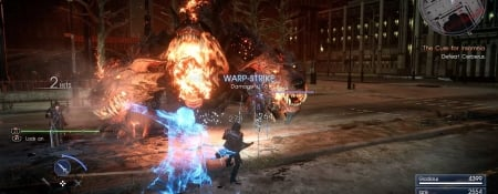 Final Fantasy XV (EU)
