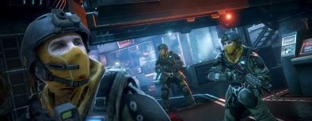 Killzone: Mercenary (Vita)