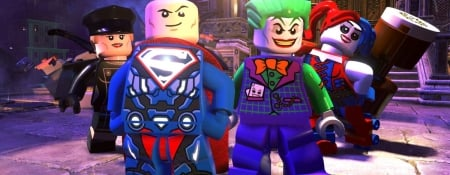 LEGO DC Super-Villains (EU)