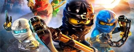 LEGO Ninjago: Shadow of Ronin (Vita)