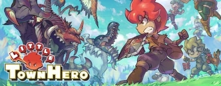 Little Town Hero (Physical)