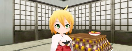 Miko Gakkou Monogatari: Kaede Episode (JP)