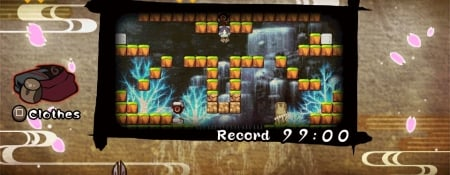 Ninja Usagimaru: Two Tails of Adventure (Vita)