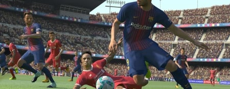 Pro Evolution Soccer 2018 (EU) (PS3)