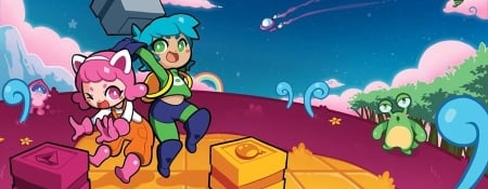 Pushy and Pully in Blockland (EU)