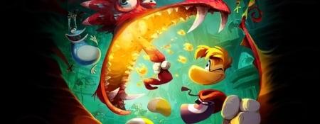 Rayman Legends (CN) (Vita)
