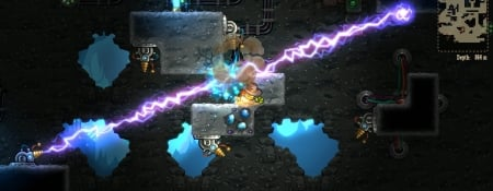 SteamWorld Dig (Vita)
