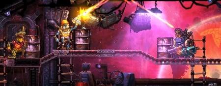 SteamWorld Heist (Vita)