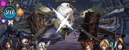 Stranger of Sword City (JP) (Vita)