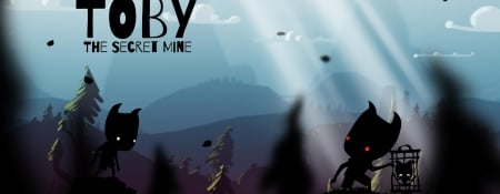 Toby: The Secret Mine (JP)