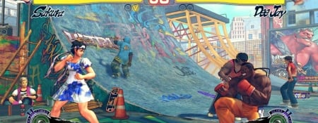 Ultra Street Fighter IV