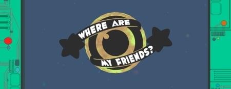 Where Are My Friends? (EU)