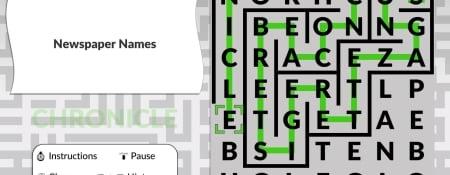 Word Maze by POWGI (EU)