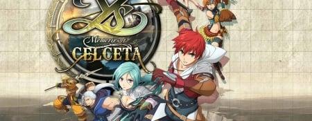Ys: Memories of Celceta (JP)