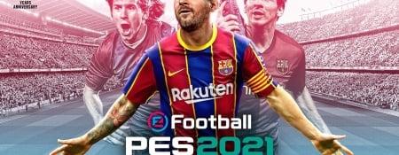 eFootball PES 2021 SEASON UPDATE (EU)