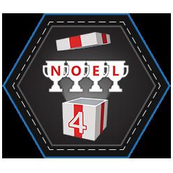 Four Letters of NOEL
