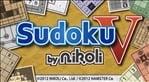 Nikoli's Sudoku V: 12 Gem Puzzle (Asia) (Vita)