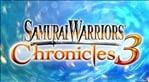 Samurai Warriors: Chronicles 3 (EU) (Vita)