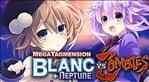 MegaTagmension Blanc + Neptune VS Zombies (Vita)