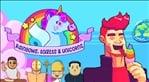 Rainbows, toilets & unicorns (Asia)